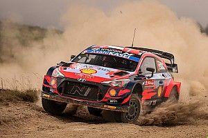 Tanak valt uit in Rally van Portugal, Evans neemt leiding over