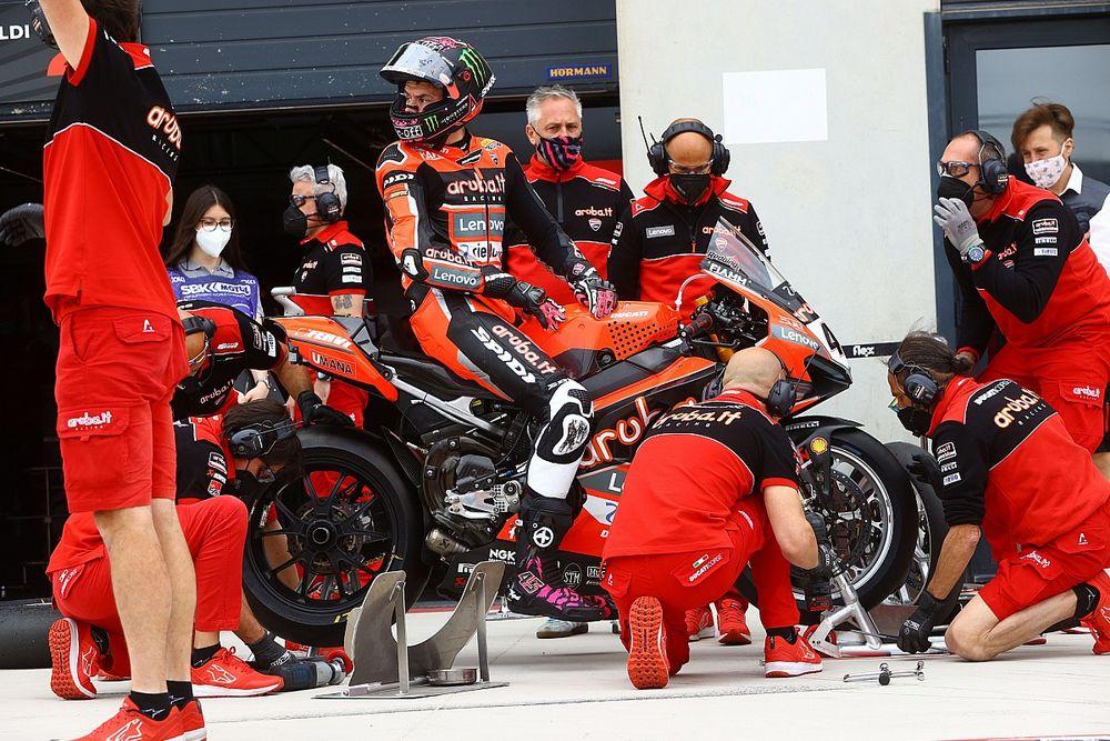 Redding Minta Ducati Lakukan Perubahan Besar