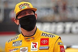"""Kyle Busch on playoffs: """"We'll be eliminated in the next round"""""""