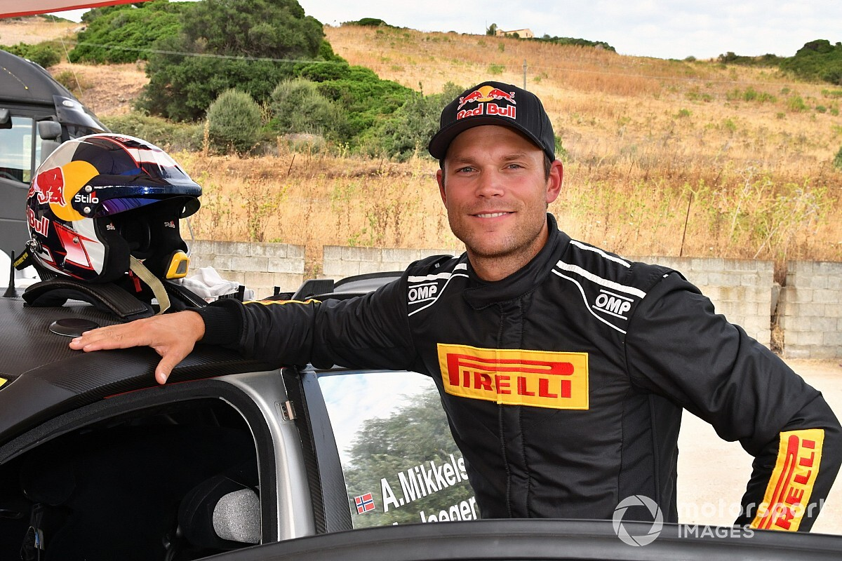 """Mikkelsen wants to """"dominate"""" every WRC2, ERC round"""