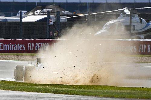 GALERÍA: las imágenes del viernes del GP de Gran Bretaña F1