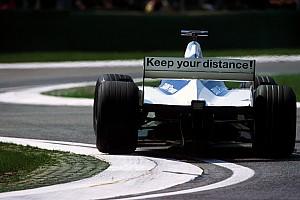 """Williams y su aviso de """"distanciamiento"""" hace 19 años"""