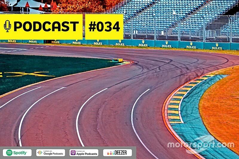 Podcast #034 - O calendário da F1 2020, o coronavírus e a Porsche Cup Brasil