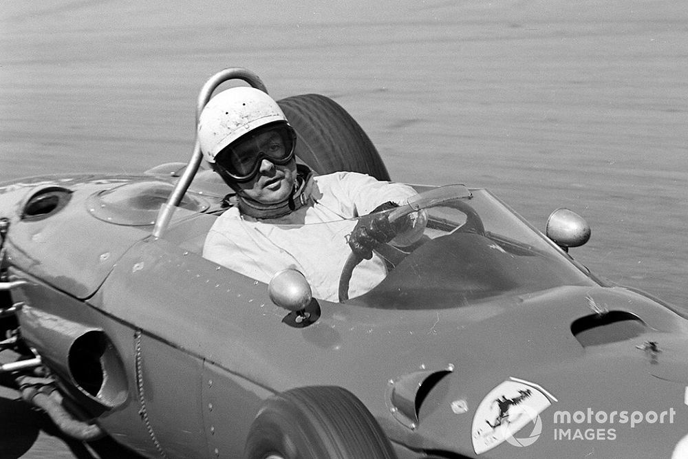 Phil Hill's personal racing treasures to be auctioned