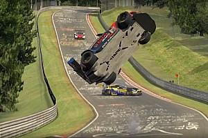 Vídeo: el mayor accidente que verás en un videojuego