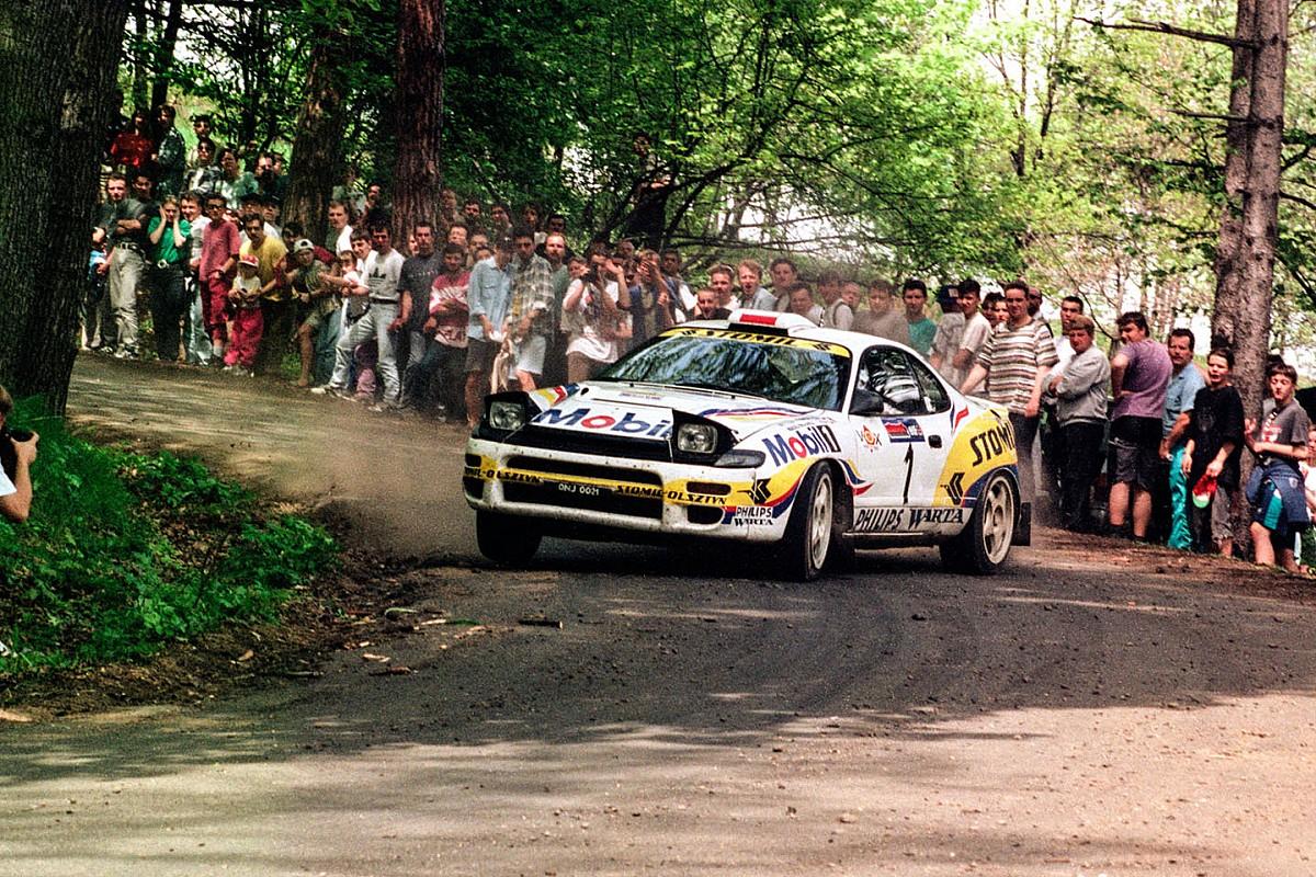 Galeria zdjęć: Rajd Elmot 1996