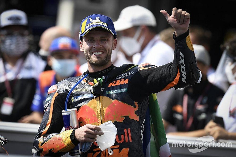 Binder, MotoGP'deki ilk zaferi karşısında şaşkın