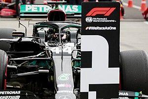 Hamilton llega en Hungría a las 90 poles y Mercedes arrolla a sus rivales