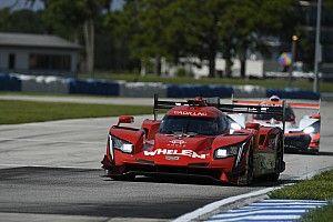 IMSA Sebring: Derani keeps Cadillac top in FP2