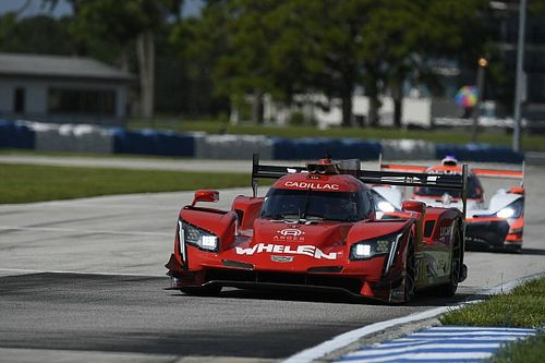 IMSA Sebring: Derani keeps Cadillac top in FP2