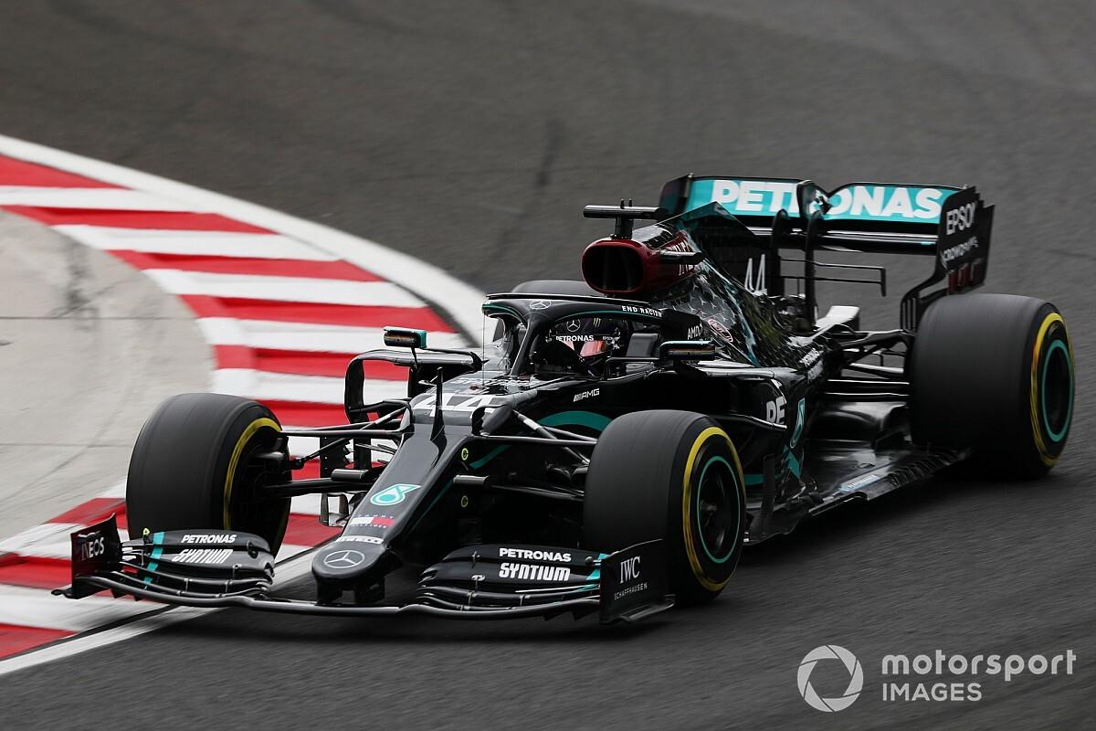 Hamilton re d'Ungheria, Verstappen a podio dopo il crash!