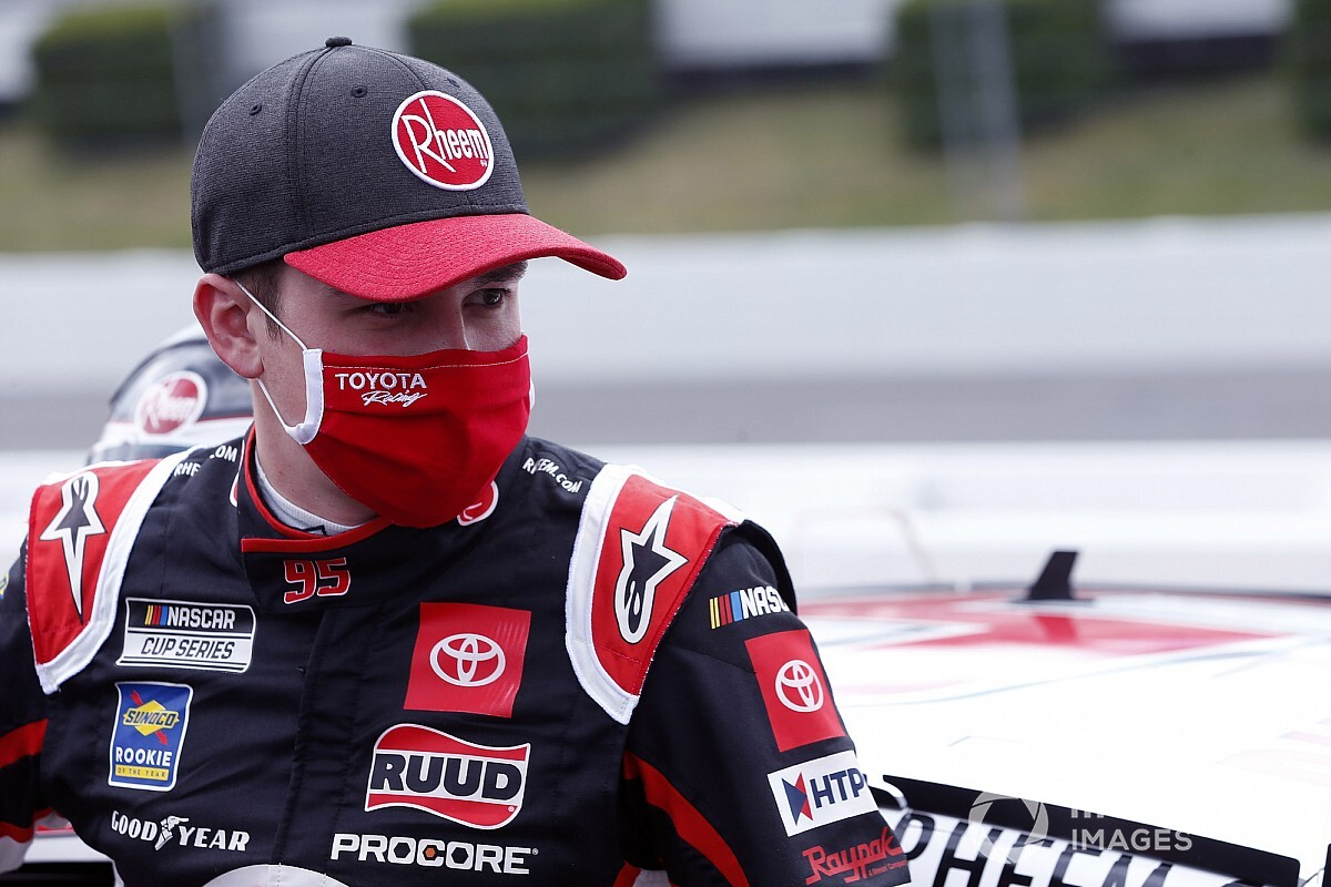 "Christopher Bell: 2020 was ""definitely a down year for JGR"""