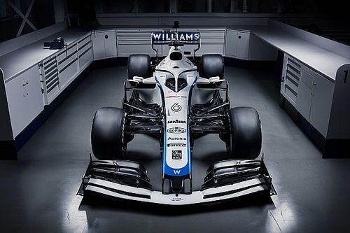 威廉姆斯公布FW43新涂装