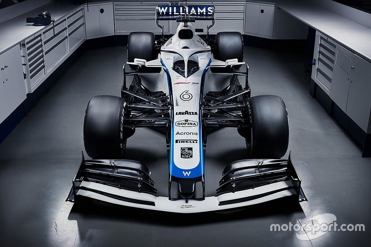 Williams, 2020 F1 renk düzenini tanıttı!
