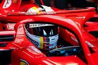 Vettel niega que vaya a bajarse del Ferrari antes de acabar 2020
