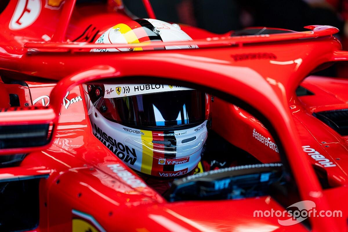 Vettel termina rumores: No dejaré Ferrari antes de acabar el 2020