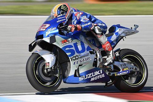 Suzuki confía en poder usar el sistema holeshot en el Red Bull Ring