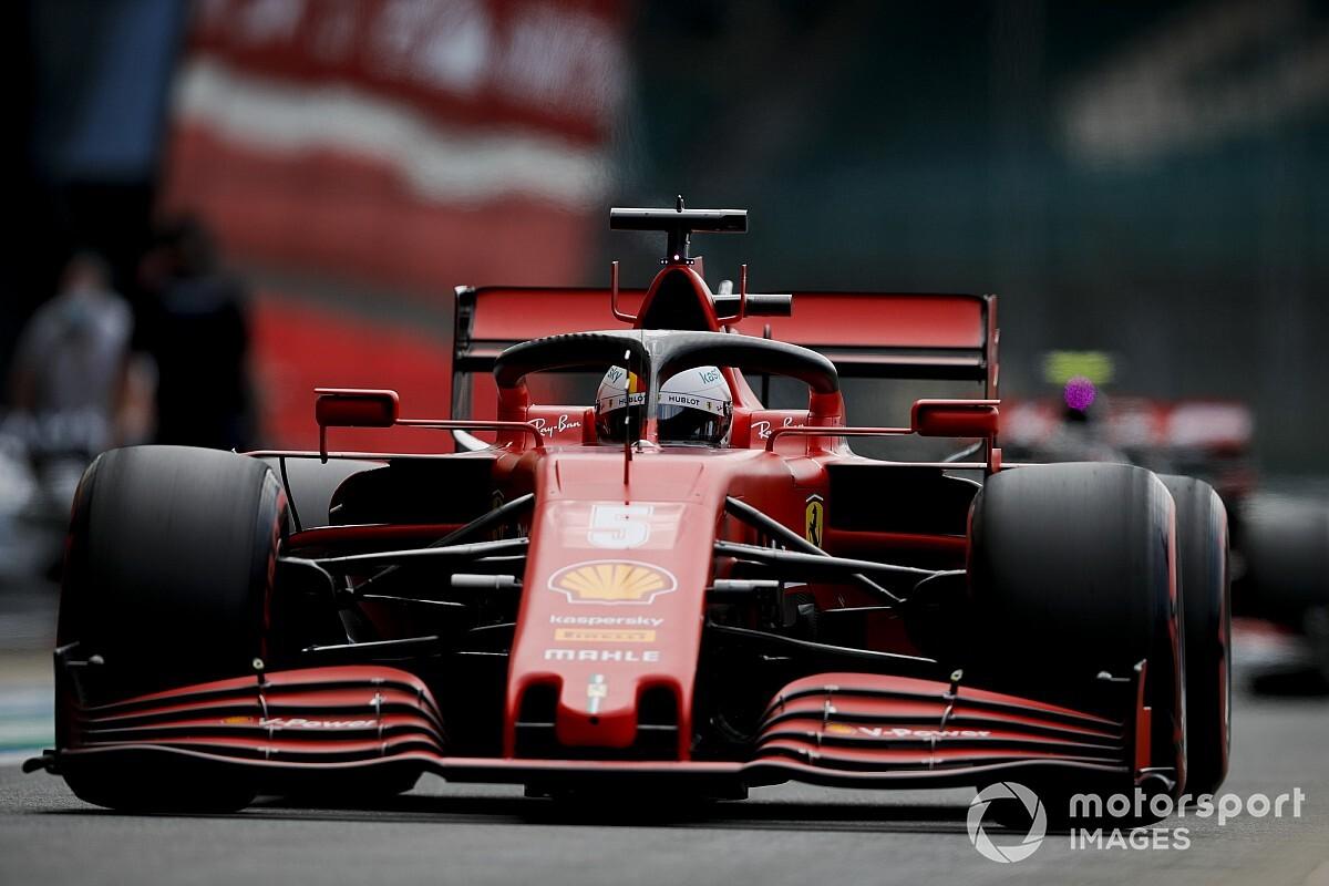 Ferrari: Vettel troppo lento diventa un caso