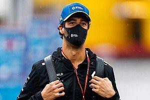 """Ricciardo: """"Yarışı bu şekilde bitirmek üzücüydü"""""""