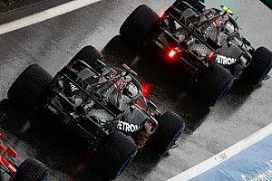 Mercedes heeft krachtigste F1-motor: 20 pk meer dan Honda
