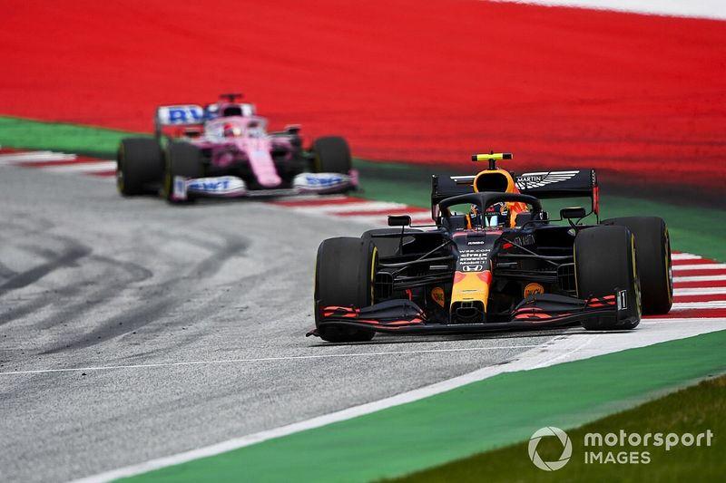 """Red Bull: """"Todos deveriam ficar preocupados com o ritmo da Racing Point"""""""