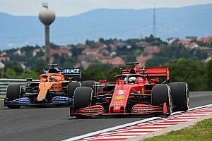 """Doornbos: """"Sainz, Ferrari'ye geçtiği için pişman olabilir"""""""