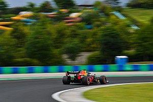 Lees terug - Liveblog van VT1 voor de F1 GP van Hongarije