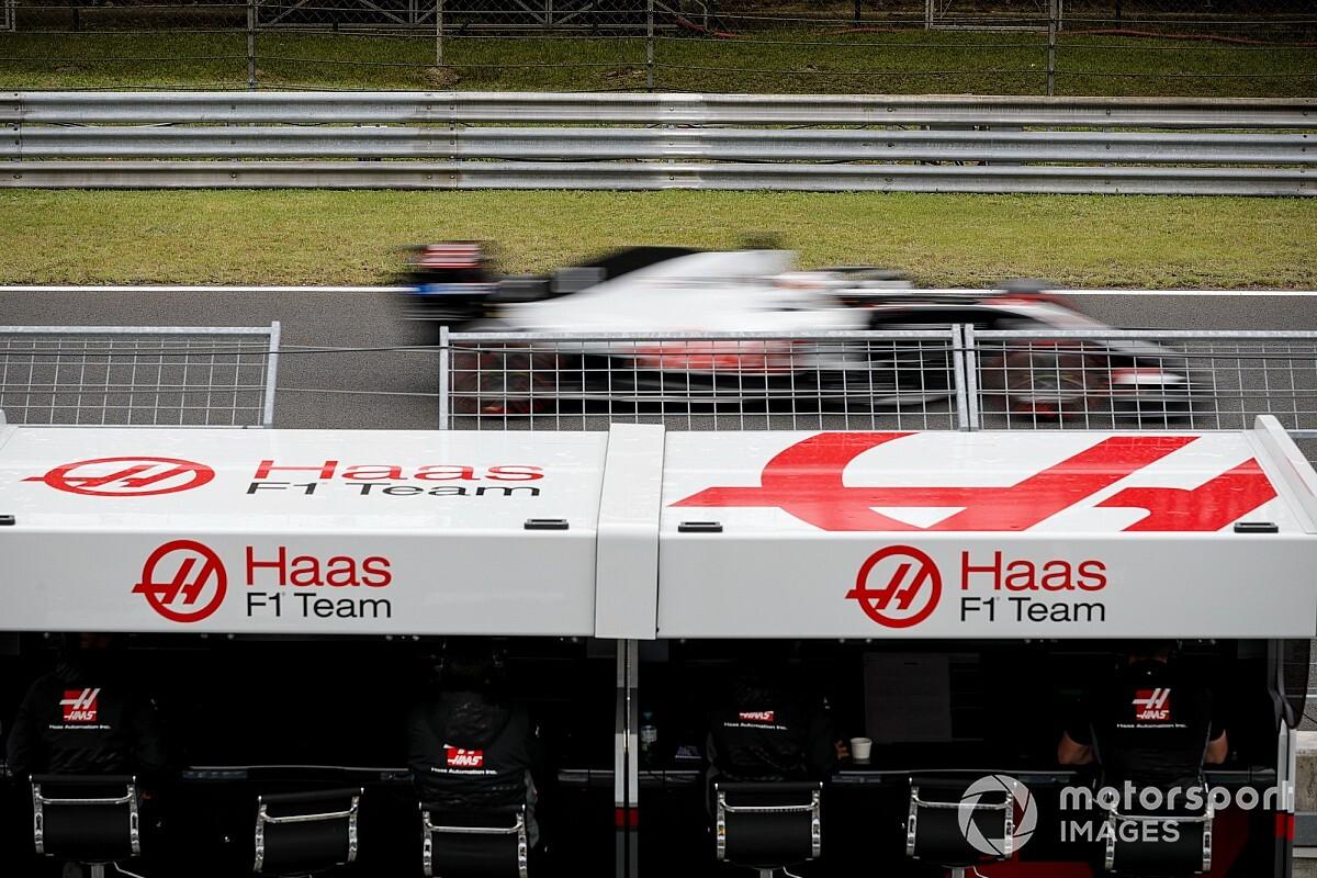 Kary dla kierowców Haasa, Red Bull niewinny