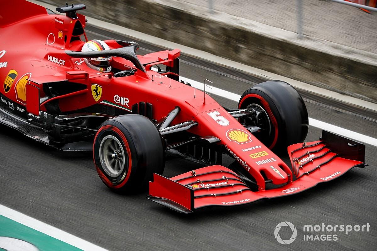 """Vettel: """"Speranze? Non so quanto realistiche possano essere"""""""