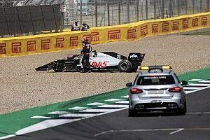 """Magnussen: """"Il crash? Albon ha commesso un errore di valutazione"""""""
