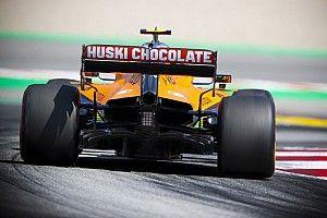 McLaren, Miory Steel ile sponsorluk anlaşması imzaladı