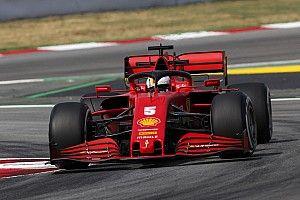 Vettel: No frustration despite worst season start since 2008