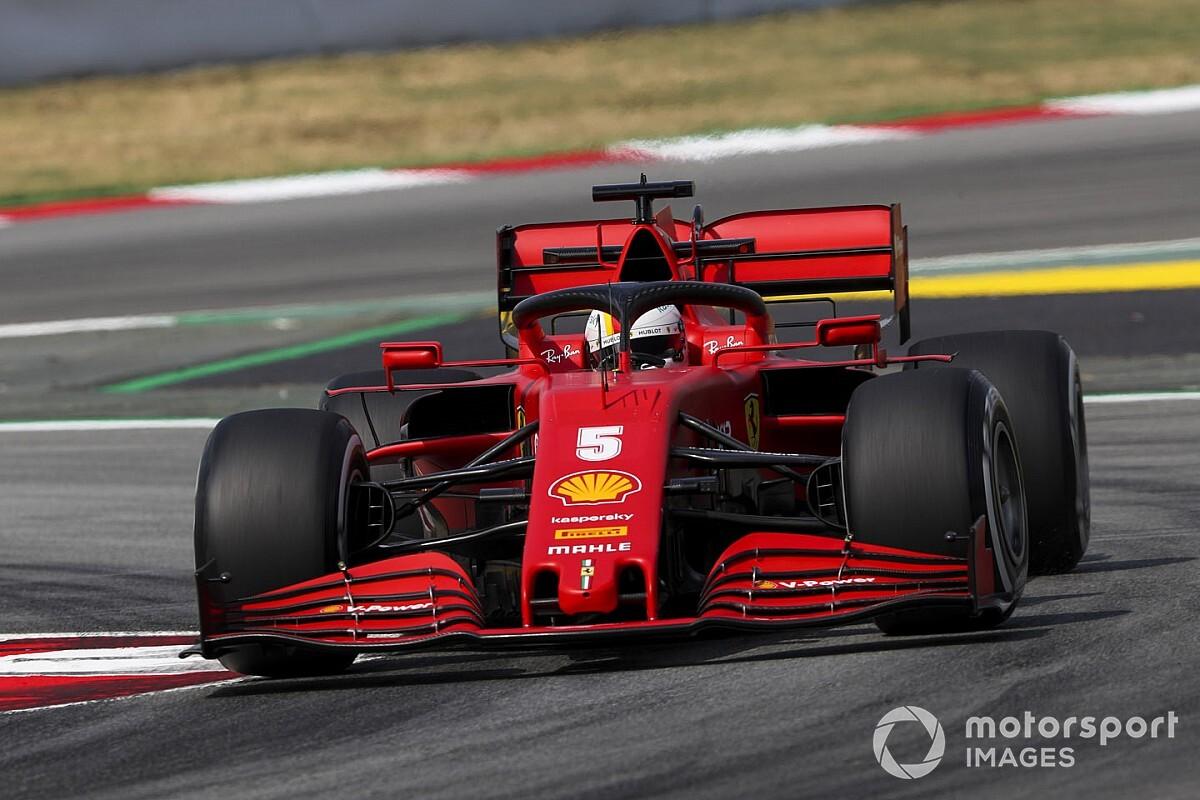 Vettel sin frustraciones por su pobre arranque en F1 2020