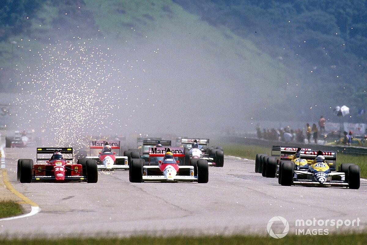 Le retour de la F1 à Rio dépend désormais du feu vert environnemental
