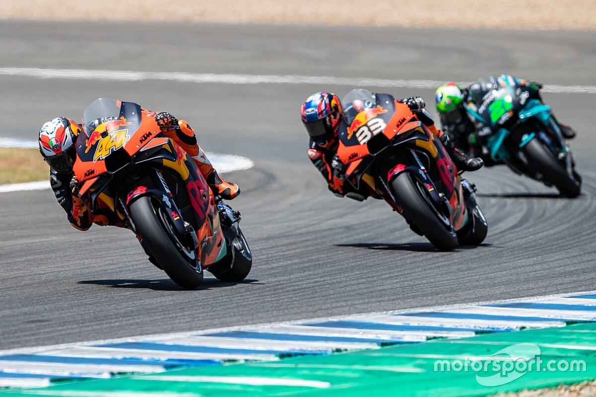 """Espargaro: """"KTM sterk genoeg voor iets moois in Jerez"""""""