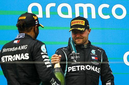 """Hill: """"Bottas moet leren hoe hij Hamilton onder druk kan zetten"""""""