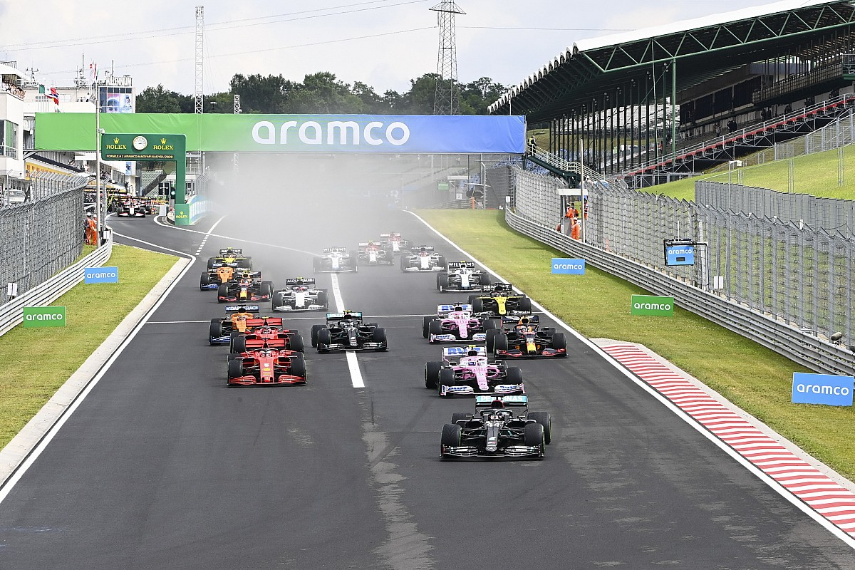 Latest F1 calendar - All confirmed and cancelled 2020 races so far