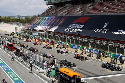 Spanish GP to take place behind closed doors