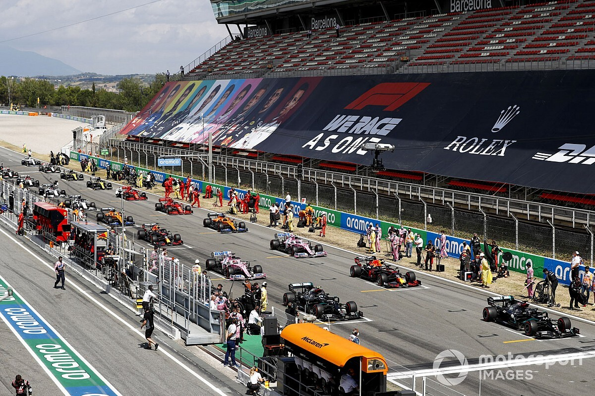 Catalaanse overheid geeft groen licht voor Spaanse GP 2021