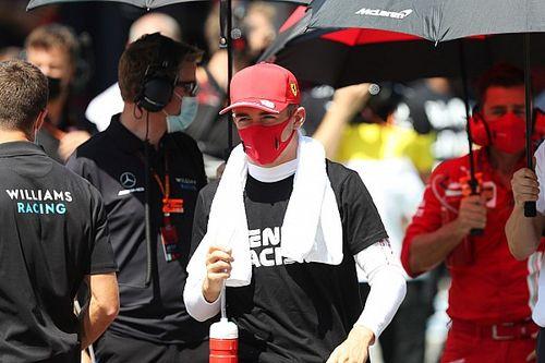 F1: Leclerc cree que Ferrari sufrirá en Bélgica