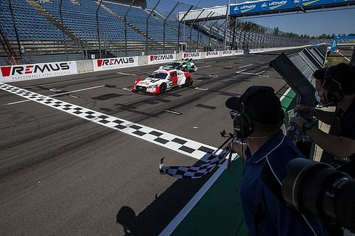 Audi stars reflect on closest finish in DTM's modern era