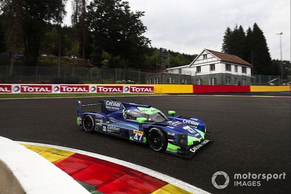 WEC: una bella Top5 in LMP2 per Cetilar Racing a Spa