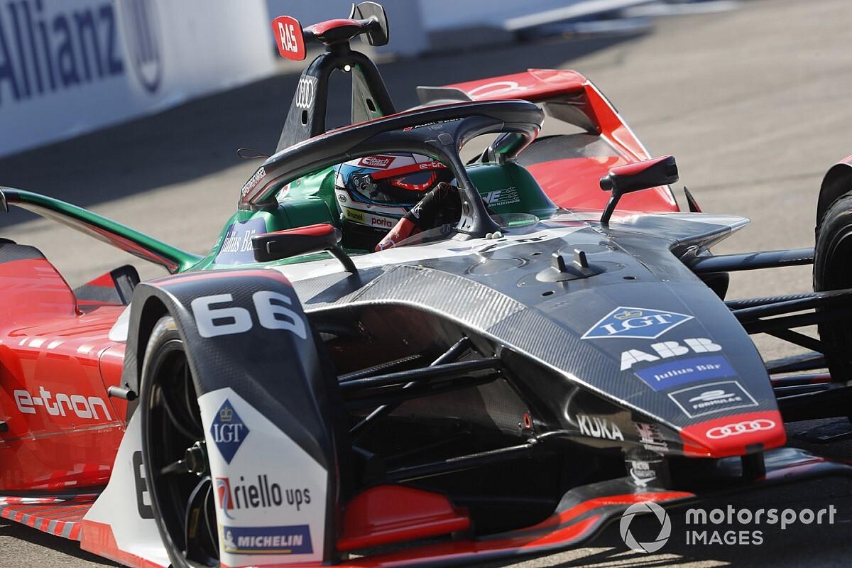 """Rast """"deserves a whole year"""" in Formula E - di Grassi"""