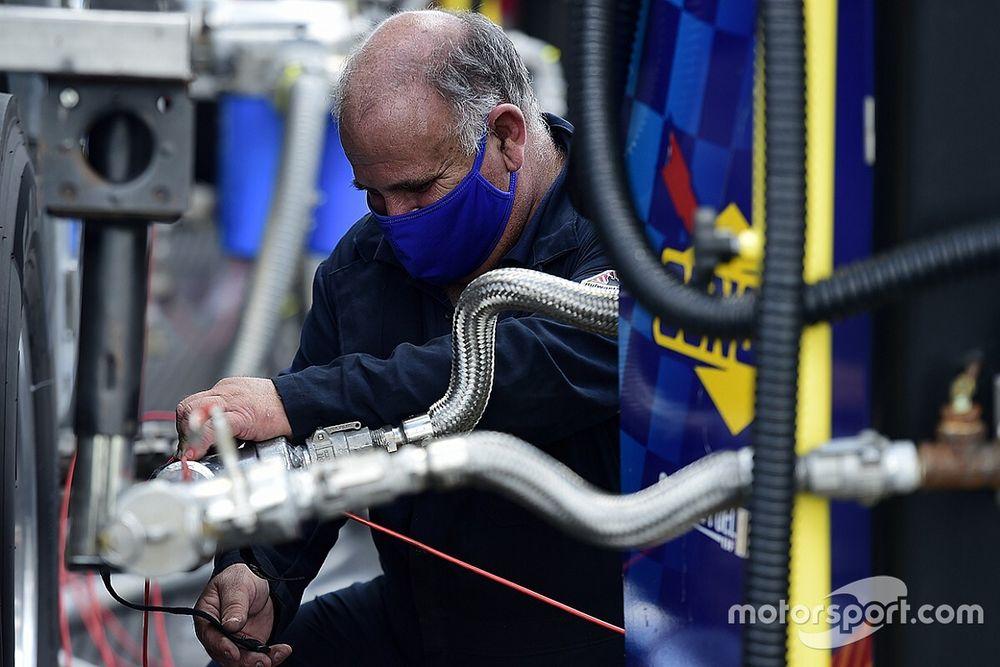 Fotostrecke: NASCAR in Zeiten des Coronavirus