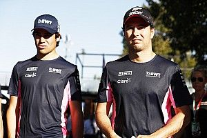 Racing Point bevestigt rijdersduo Perez-Stroll voor 2021