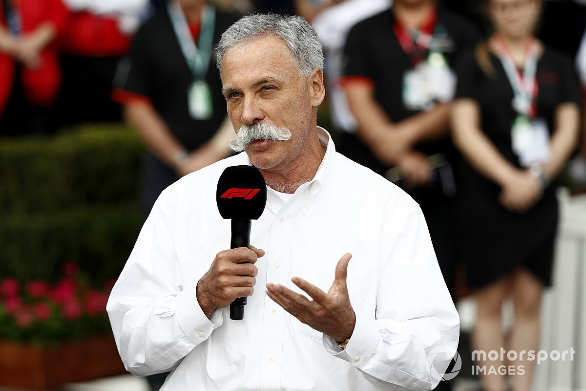 F1 launches diversity foundation, Carey donates $1m