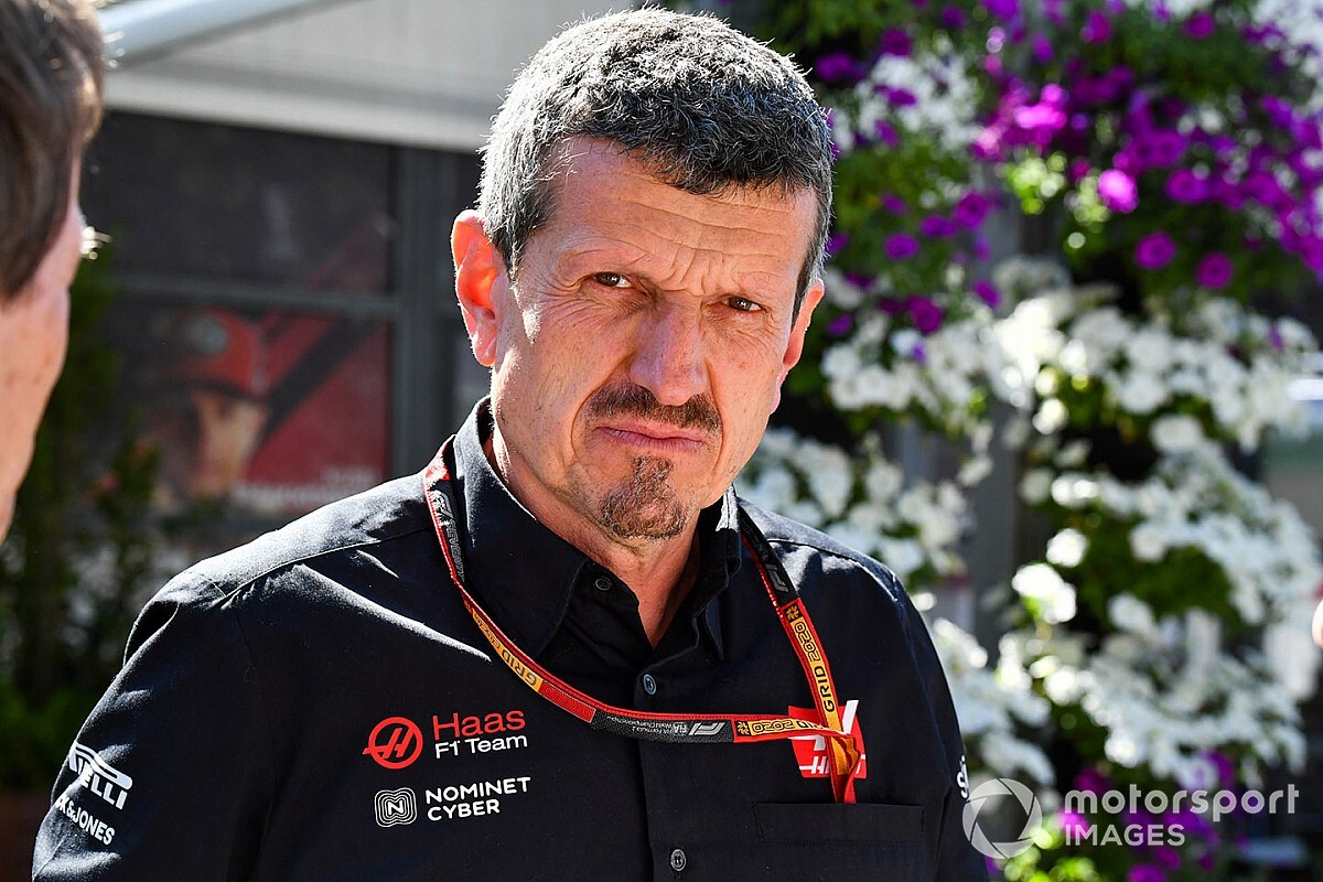 """F1 can't be """"hole in the ground"""" for team spending - Steiner"""
