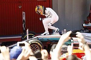 【F1】スペインGP決勝:ハミルトン、逆転で2勝目。ベッテル及ばず