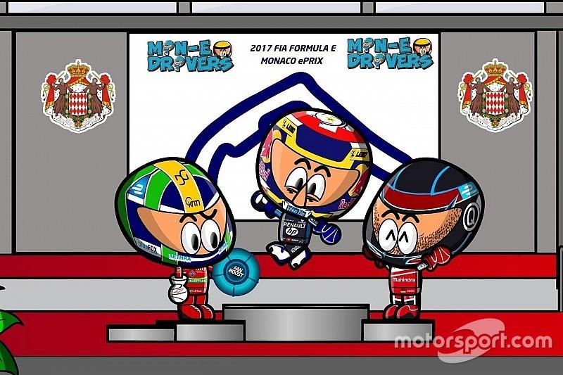 Vídeo: el ePrix de Mónaco según 'Los MinEDrivers'