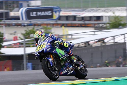 """Rossi: """"A Honda nagyon gyorsnak tűnik Le Mans-ban"""""""